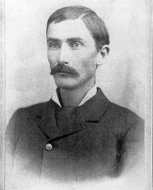 Pat Garrett & Billy The Kid : garrett, billy, Legendary, Lawman, Garrett, Officer