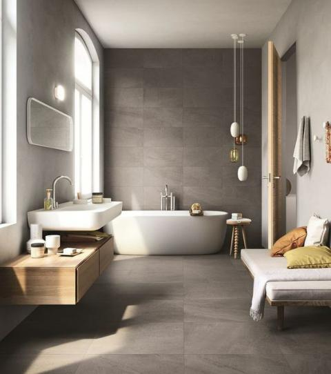des idees pour une salle de bain spa