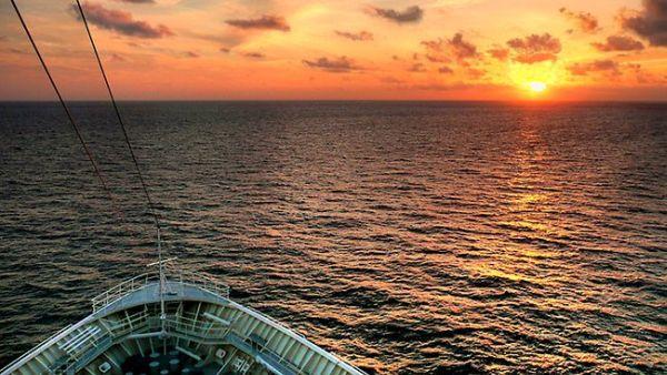 Segitiga Bermuda, Samudra Atlantik  (Foto: News)