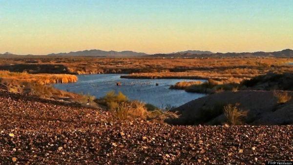 Yuma, Arizona (Foto: HuffingtonPost)