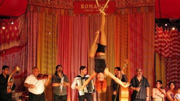 Cirque Romanes, Prancis (Foto: piemontepress)