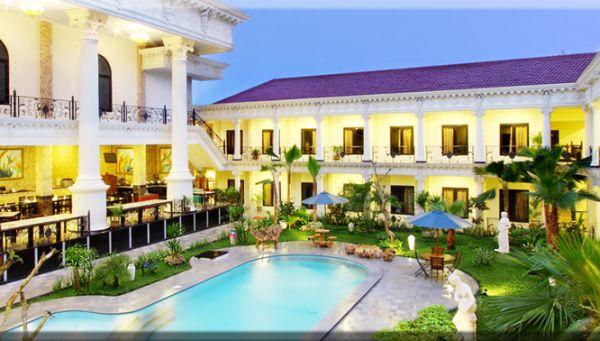Hotel Grand Palace Yogyakarta (Foto: thegrandpalacehoteljogja)