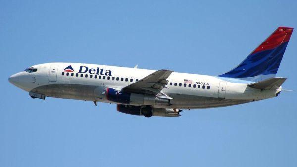 Delta Airlines (Foto: mirror)