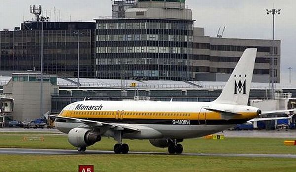 Monarch Airlines (Foto: telegraph)