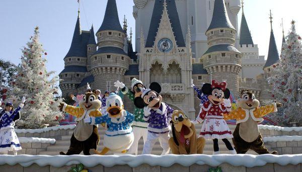 Tokyo Disneyland (Foto: sakura-hotel-ikebukuro)