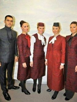 Seragam baru Turkish Airline (Foto: News)