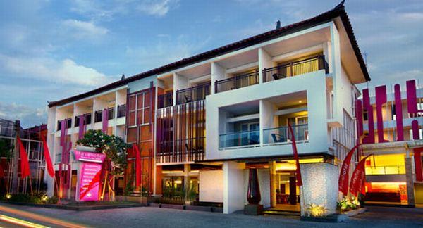 Fave Hotel Seminyak (Foto: favehotels)