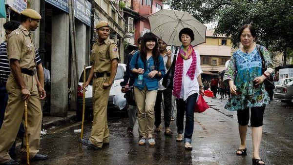 Wanita, amankah di India? (Foto: theage)