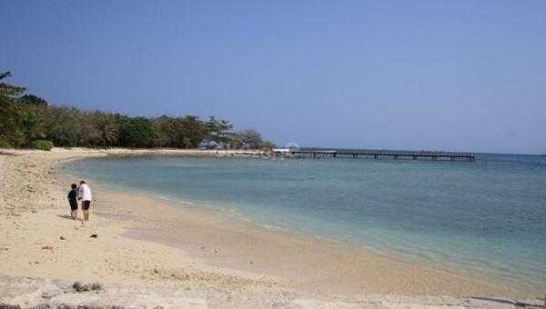 Tanjung Lesung nan indah (Foto: dok. Okezone)
