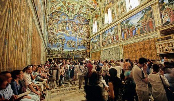Kapel Sistina, Vatikan (Foto: News)
