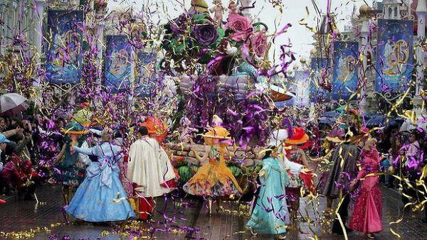 Pesta pangeran Arab Saudi di Disneyland (Foto: News)