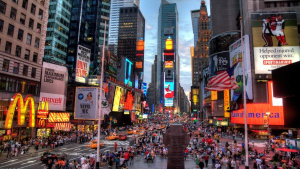 New York City, Amerika Serikat (Foto: wikimedia)