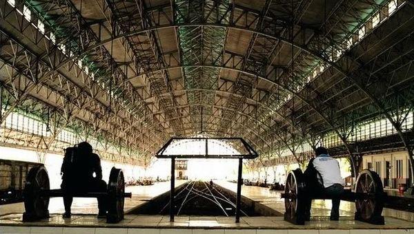 Stasiun Tanjung Priok (Foto: semboyan35)
