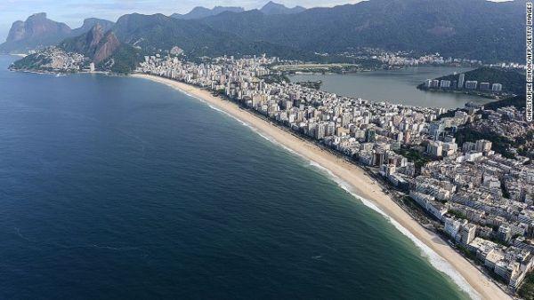 Rio de Janeiro, Brazil (Foto: CNN)