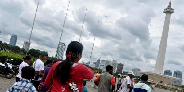Monas, ikon wisata kebanggaan warga Jakarta (Foto: Runi/Okezone)