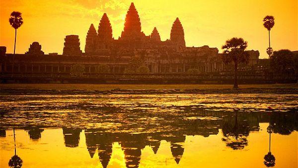 Angkor Wat, Kamboja (Foto: Telegraph)