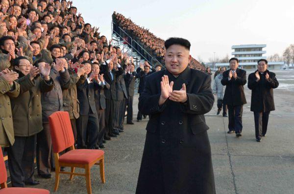 Pemimpin Korut Kim Jong Un (Foto:Reuters)