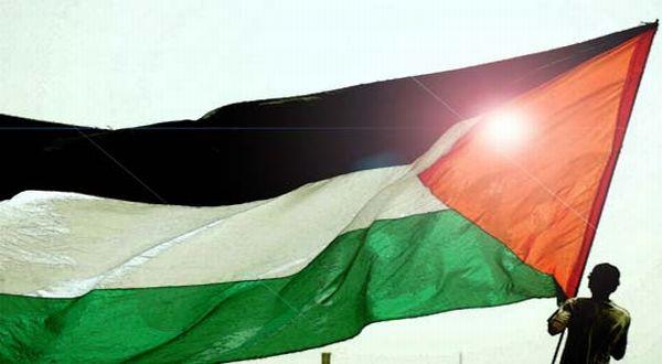 Foto : Bendera Palestina (IST)