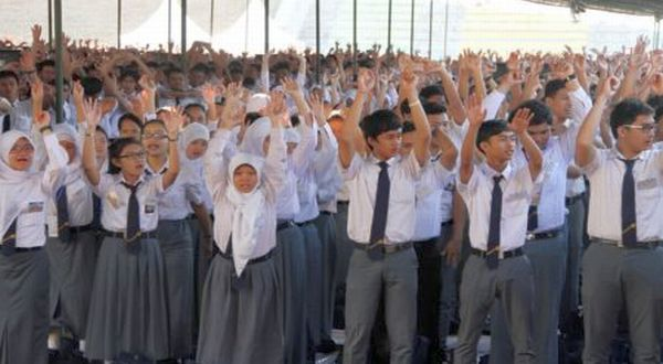 Ilustrasi: mahasiswa baru. (Foto: dok. Unpad)
