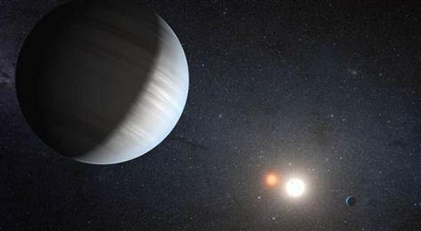 Wow Ditemukan 2 Planet Penuh Alien Diklaim Oleh Astronom