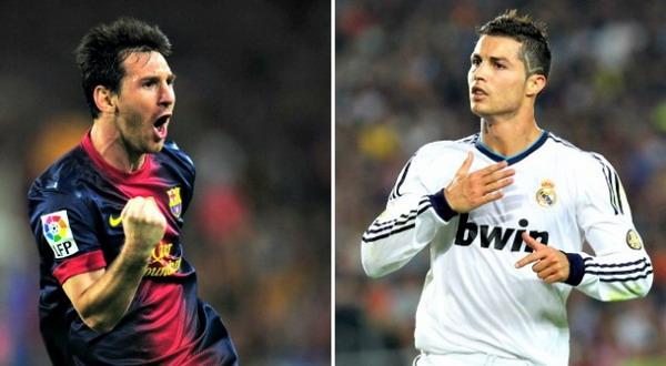 Messi & Cristiano Ronaldo (Foto: Indiatimes.com)