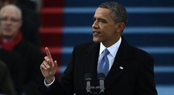 Foto : Obama berpidato (Yahoo News)
