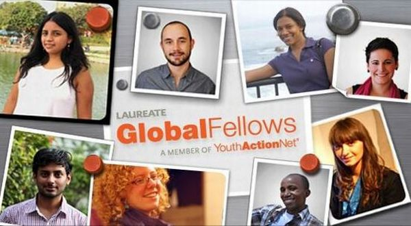 Ilustrasi:2013 YouthActionNet Laureate Global Fellowship. (Foto: Facebook Youth Action Net)
