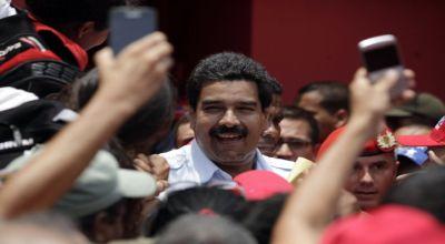 Nicolas Maduro (Foto: AP)