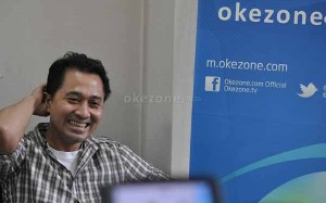 Lukman Sardi Berharap FFI Jadi Tolak Ukur Film Indonesia