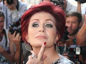 Sharon Osbourne Sesalkan The Osbourne