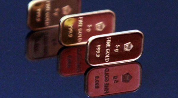 Harga Emas Antam Naik Rp1.000 di Awal Pekan (Ilustrasi: Reuters)