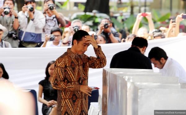 Ini Penyebab Jokowi Bisa Batal Jadi Presiden