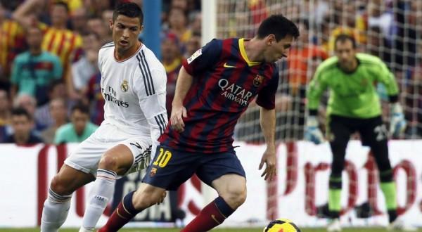 Trik-trik Cristiano Ronaldo dos Santos Aveiro & Lionel Andres Messi disebut tak pantas dicontoh (Foto: ist)