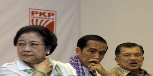 Langkah Jokowi Tersandung Parpol