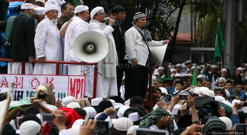 Habib Selon: Hanya Allah yang Bisa Bubarkan FPI!