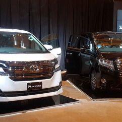 Toyota All New Alphard 2015 Rasio Kompresi Grand Avanza Beda Dengan Vellfire Okezone News