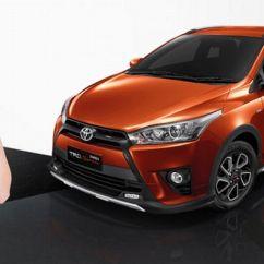 Toyota Yaris Trd 2017 Indonesia Review Grand New Veloz 1.5 Perkenalkan Sportivo Okezone News Https Img Okeinfo Net Content 2016 03 18 15 1339845