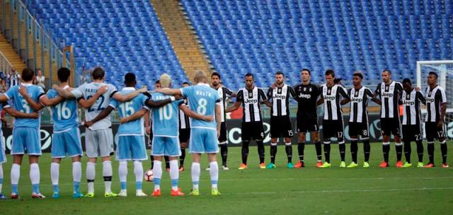 Natiijada sawirka Lazio vs Juventus