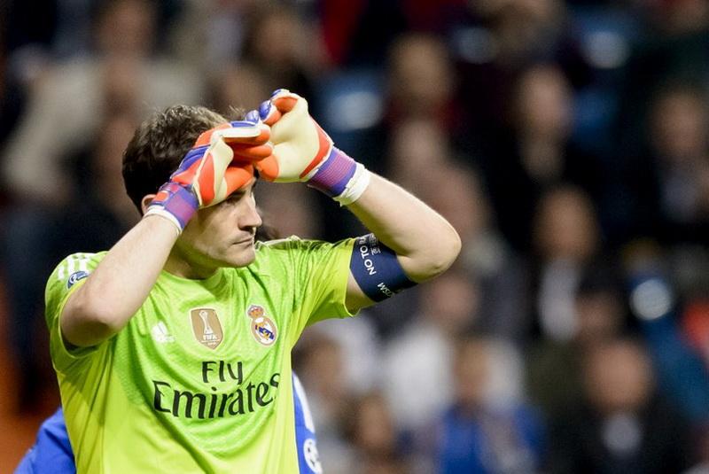 Membahas Posisi Casillas di Timnas Spanyol