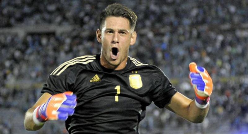 Madrid Gaet Kiper Timnas Argentina - Tangkasnet