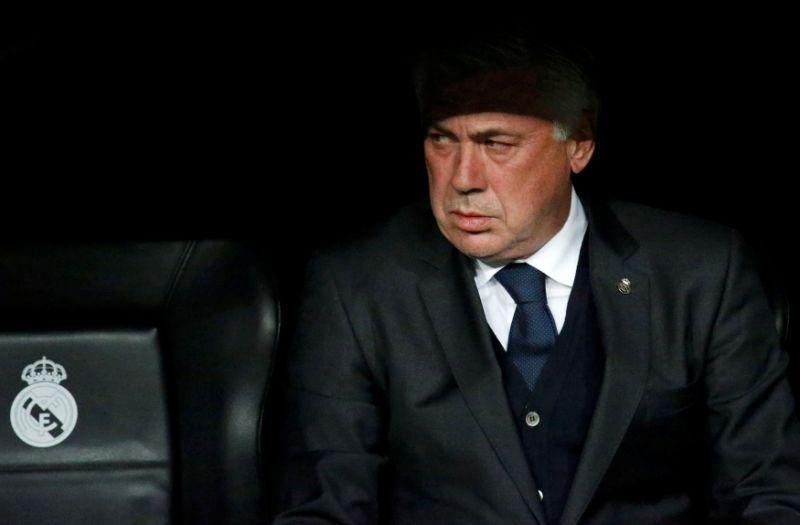 Pecat Ancelotti, Madrid lakukan blunder (Foto: REUTERS)