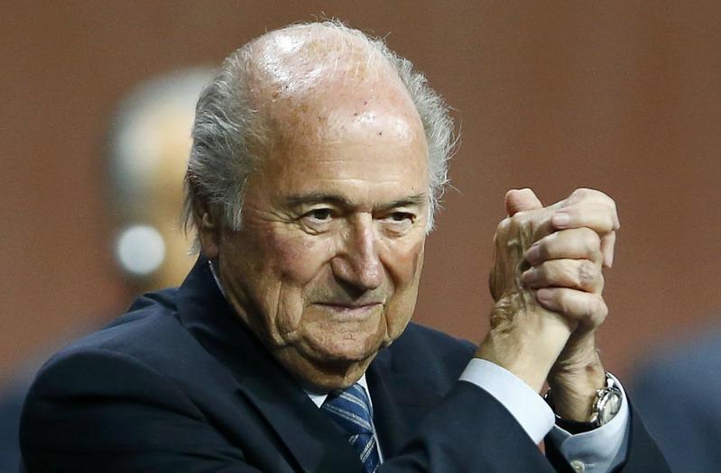 Blatter terpilih sebagai Presiden FIFA periode 2015-2019 (Foto: reuters)