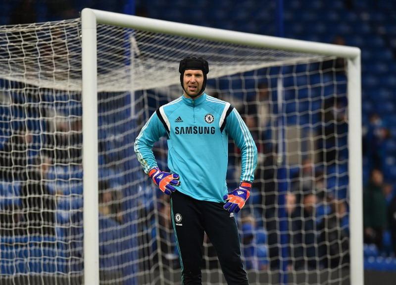 Petr Cech yang dilirik PSG (Foto: AFP)
