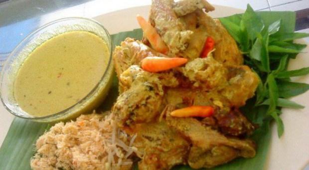Ayam Lodho, Sajian Khas Lebaran di Jawa Timur