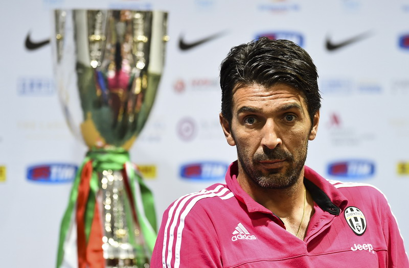 Gianluigi Buffon (foto: Reuters)