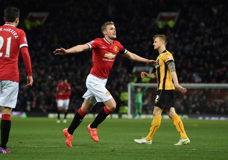 James Wilson (Foto: AFP/Paul Ellis)