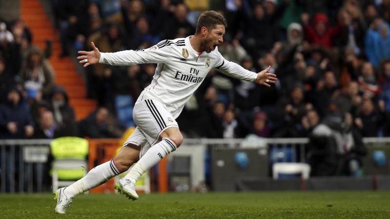Perilaku Ramos sempat memancing amarah Benitez (Foto: Reuters)