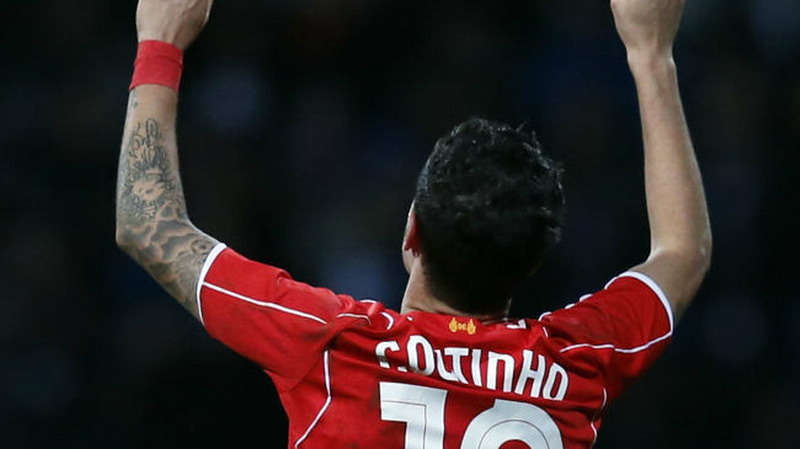 Philippe Coutinho (Foto:AFP)