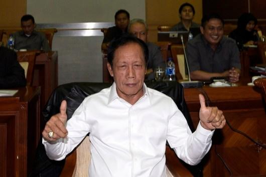 Bang Yos pastikan The Jak sambut manis bobotoh (foto: Sigid Kurniawan/Antara)