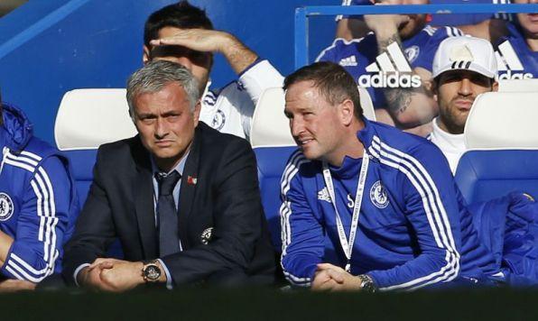 Jose Mourinho (Foto: Reuters/John Sibley)